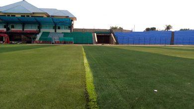 Photo de Mbuji Mayi : En réhabilitation, le stade Kashala Bonzola bientôt prêt