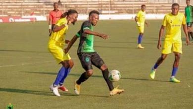 Photo de VL1 : Forces égales entre Lupopo et Vclub (0-0)