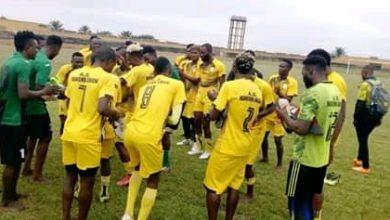Photo de Maniema Union en patron face à Lubumbashi Sport (2-0)