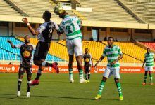 Photo de Match nul entre Dcmp et TP Mazembe (1-1)