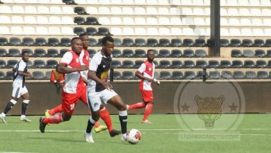 Photo de Démonstration de force de Mazembe contre Lubumbashi Sport (6-0)