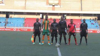 Photo de Les officiels des matchs de ce mercredi à Kinshasa