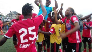 Photo de Par contrainte, Dauphin Noir recevra ses derniers matchs au stade des Martyrs