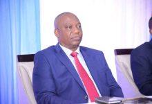 Photo de Jean-Claude Kamfwa, nouveau président de Lubumbashi Sport
