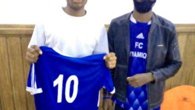 Photo de Dynamique officialise les deux talentueux joueurs