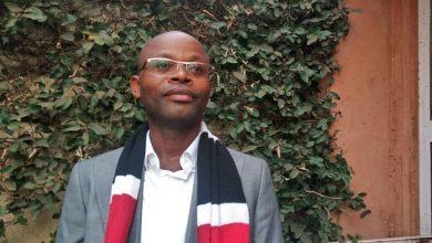 Photo de Bobo Nkongolo, nouveau président de l'AS Bantous