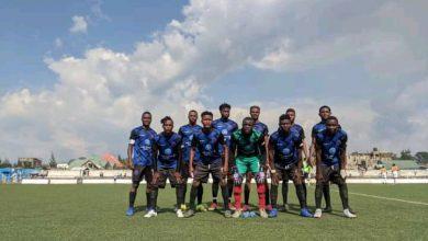 Photo de Première victoire de Dauphin Noir, Étoile du Kivu sans réaction