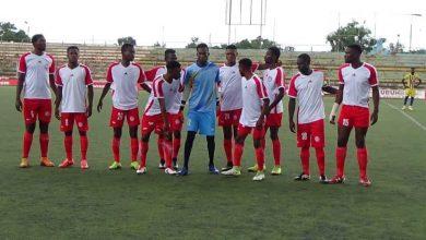 Photo de Première victoire de Lubumbashi Sport, Kuya en doute